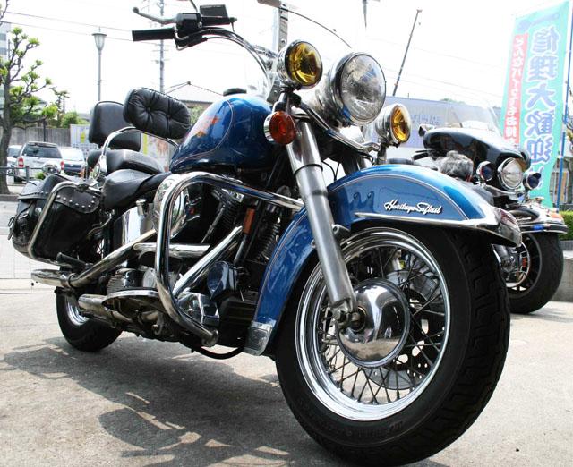 Harley-Davidson ハーレーダビットソン カスタム
