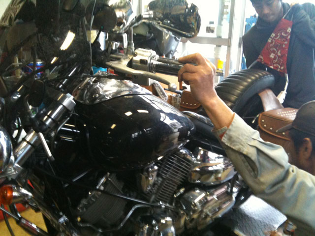 Harley-Davidson custom  ハーレーダビッドソン カスタム