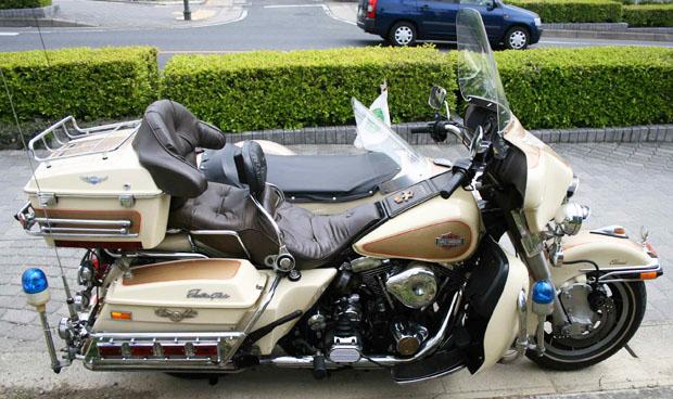 Harley-Davidson FLHTCsidecar ハーレーサイドカー