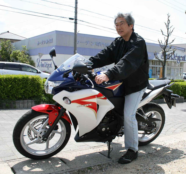 NEW AUTO|バイク・オートバイ|修理・整備|中古車|名古屋・長久手CBR250R