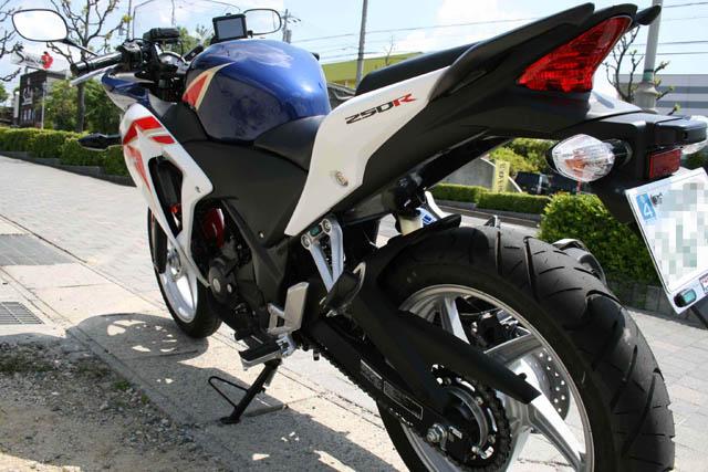NEW AUTO|バイク・オートバイ|修理・整備|中古車|名古屋・長久手 CBR250R