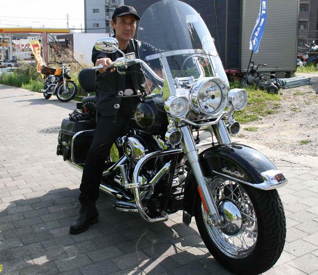 Harley-DavidsonFLSTC