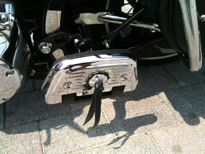 Harley-Davidson 2000FLSTC