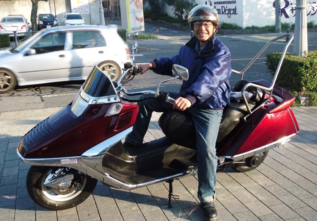 HONDAFUSIONバイク・オートバイ|修理・整備|中古車|名古屋・長久手