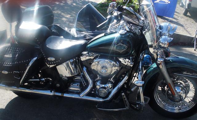 ハーレー2000年Harley-Davidson FLSTCーSC