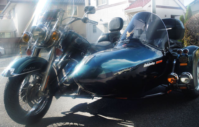 Harley-Davidson FLSTC-SC