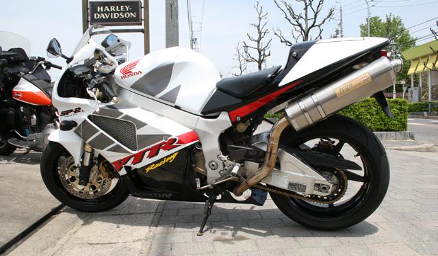 HONDA VTR1000 SP-2