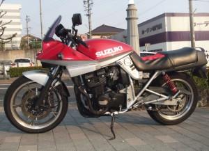 ▶特選中古バイク|SUZUKI GSX400KATANA 刀 ¥280,000
