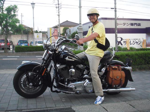 Harley-Davidson|FLSTSFバディーシート