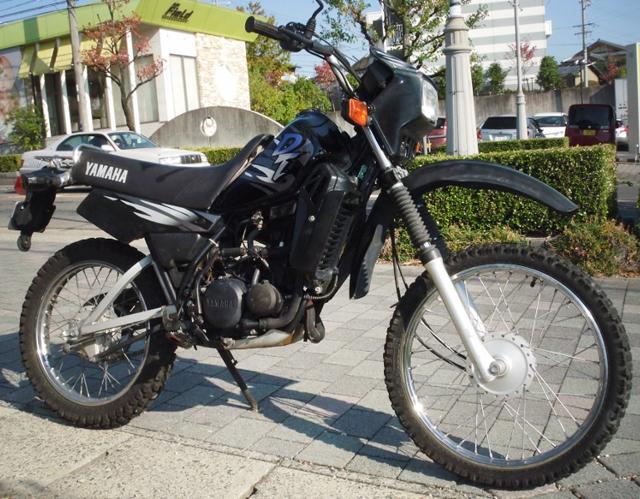 YAMAHAヤマハDT50