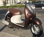 ▶特選中古バイク|ヤマハ・ビーノ4stYAMAHA vino¥63,000(税別)