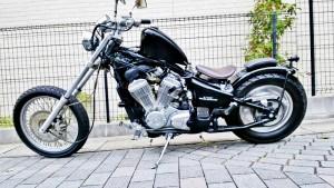 ▶特選中古車 ホンダ スティード400改 ¥232,400