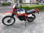 ▶特選中古車|ホンダXL250RパリダカHONDA XL250R¥198,000(税別)